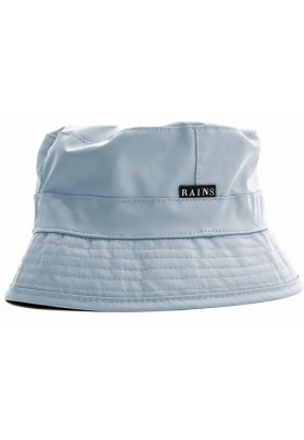 Licht blauwe regenhoed van Rains (Bucket Hat)