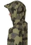 Camo print Urban outdoor pocket regenjas van Agu 6