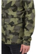Camo print Urban outdoor pocket regenjas van Agu 7