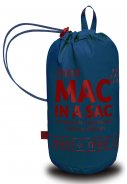 Blauwe regenjas Electric Blue van Mac in a Sac 4