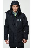 Zwarte heren jas Rigging coat van Helly Hansen 5