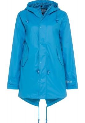 9b5949f8dc02c1 Blauwe dames regenjas / parka HafenCity® van BMS