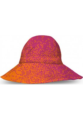 Regenhoed Pixels van Bike Cap