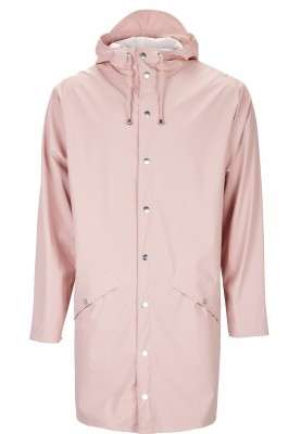 Rose lange regenjas van Rains (Long Jacket)
