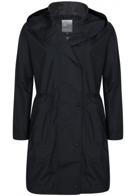 Zwarte 2,5 laags Parka / Jacket Berlin van Happy Rainy Days